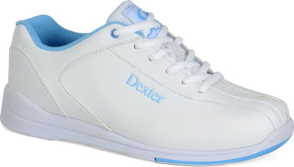 Picture of Dexter Raquel IV JR White/Blue